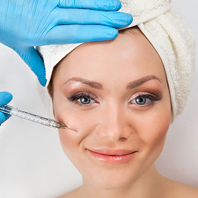 Face lift procedure